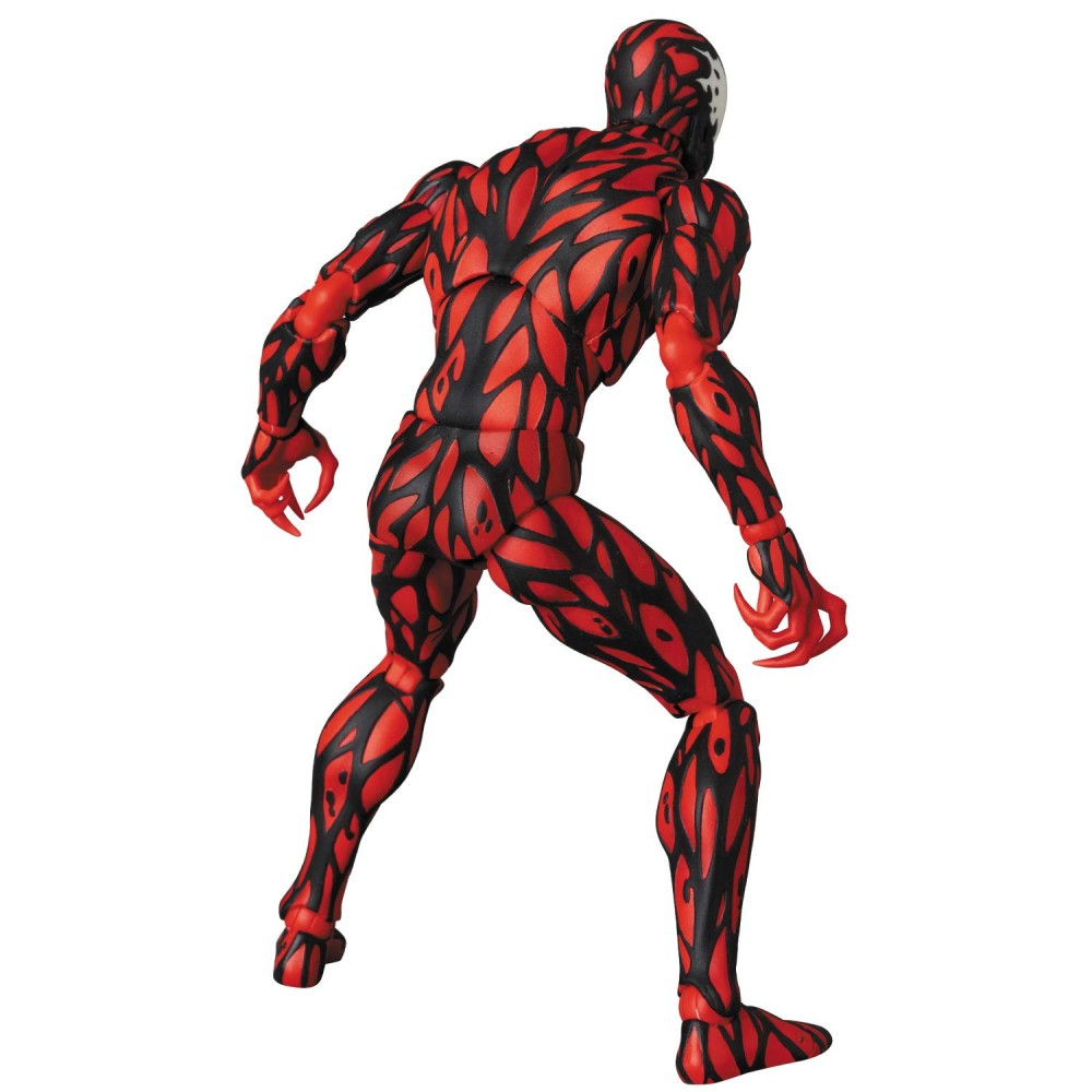 Mafex Series Carnage Comic Version Action Figure