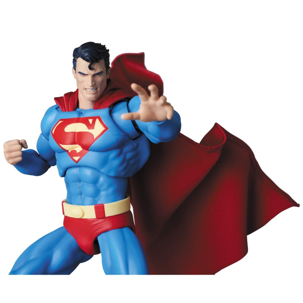Mafex Series Superman Hush Version Action Figure