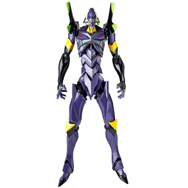 Revoltech Evangelion Evolution EV-007 Evangelion 13