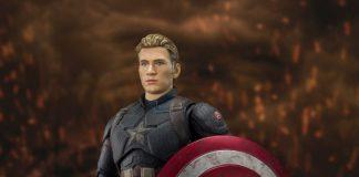 S.H.Figuarts Captain America Final Battle Edition [Avengers: Endgame]