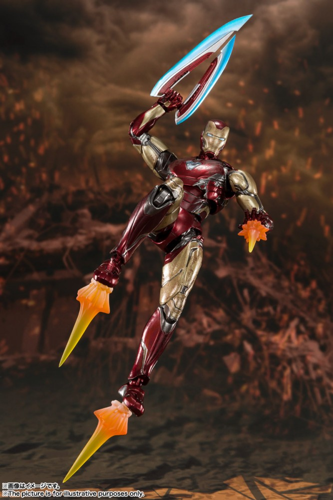 S.H.Figuarts Iron Man Mark 85 Final Battle Edition [Avengers: End Game]