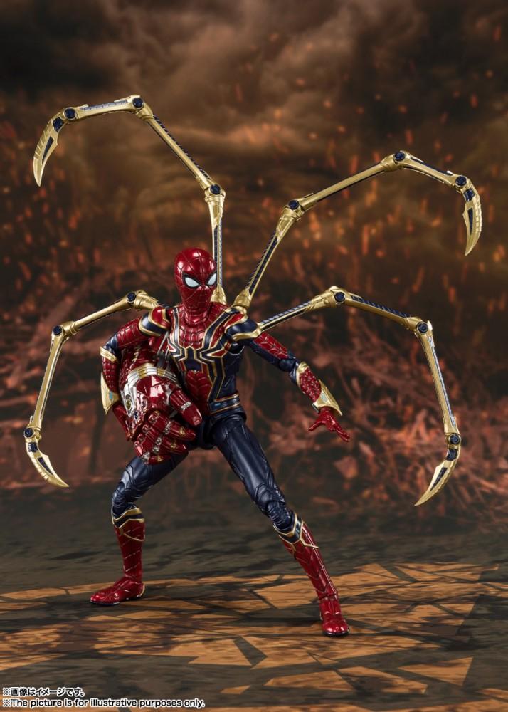 S.H.Figuarts Iron Spider Final Battle Edition [Avengers: Endgame]