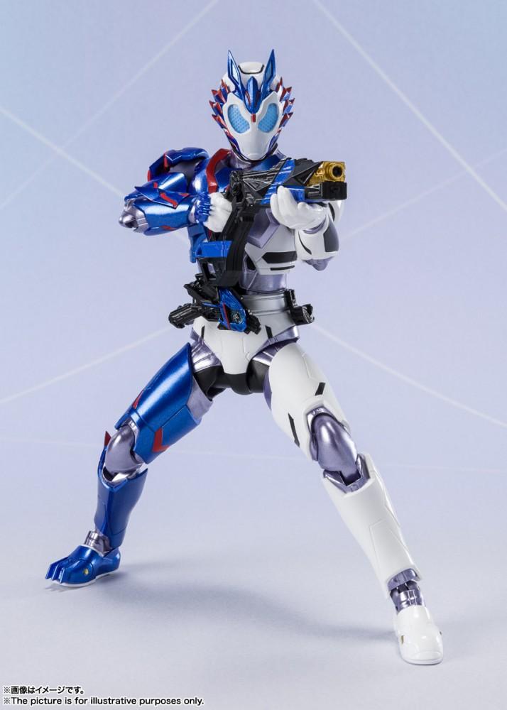 S.H.Figuarts Kamen Rider Vulcan Shooting Wolf