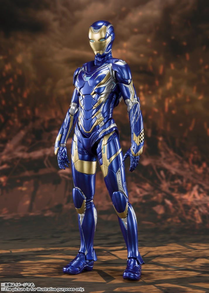 S.H.Figuarts Rescue Armor [Avengers: Endgame]