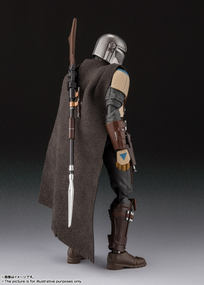 S.H.Figuarts The Mandalorian [Star Wars: The Mandalorian]