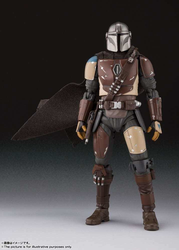 S.H.Figuarts The Mandalorian [Star Wars: The Mandalorian]