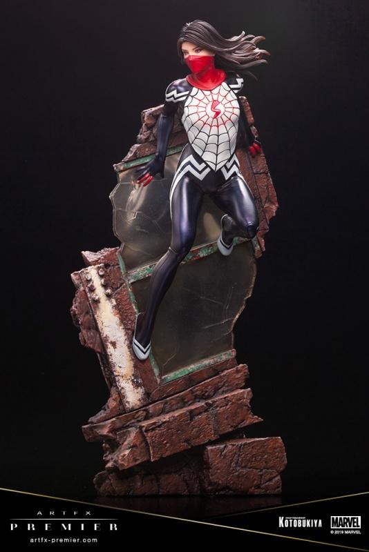 ARTFX Premier Silk Marvel Universe PVC Figure