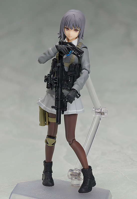 Figma Rin Shirane Little Armory