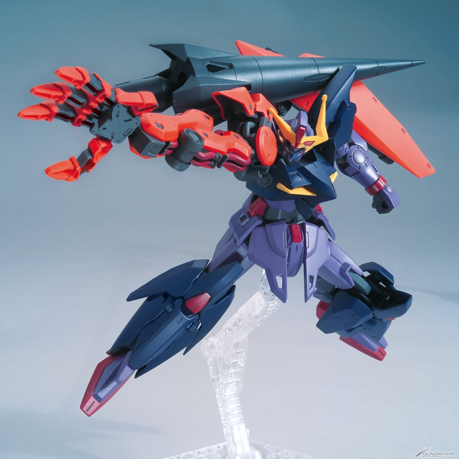 HGBDR Gundam Seltsam Model Kit
