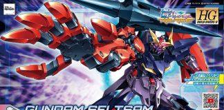 HGBDR Gundam Seltsam Model Kit