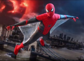 Hot Toys Spider-Man Far From Home Upgraded Suit
