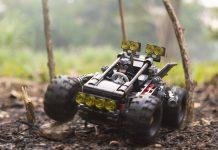 Lego Batman Weekend's Drill