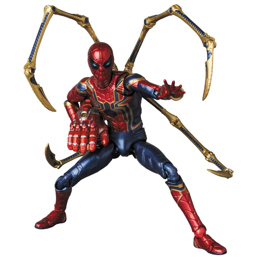 Mafex Iron Spider Avengers: Endgame