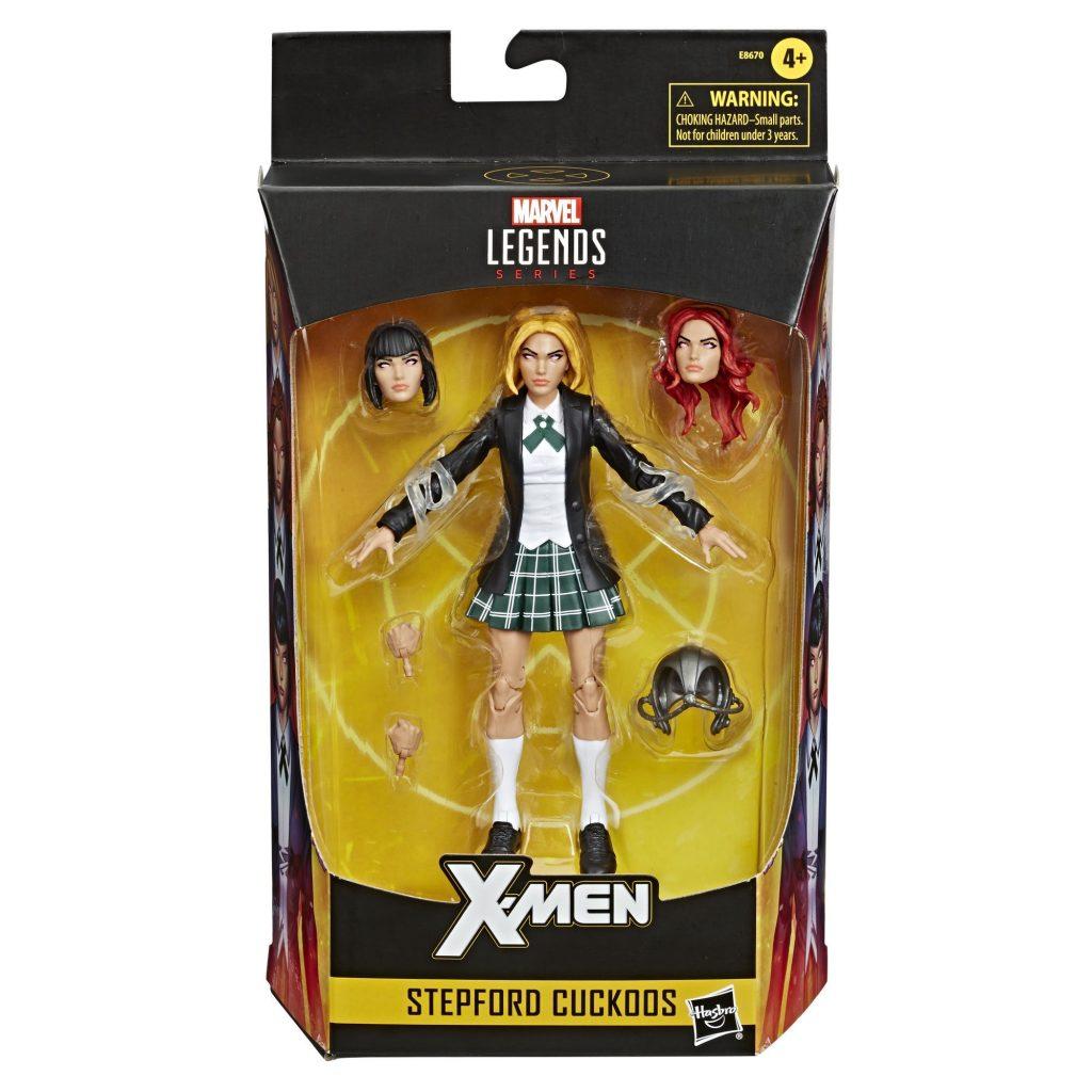 Marvel Legends 6 Inch Stepford Cuckoos X-MEN Series
