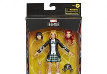 Marvel Legends 6 Inch Stepford Cuckoos X-MEN Series
