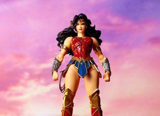 Revoltech Amazing Yamaguchi Wonder Woman