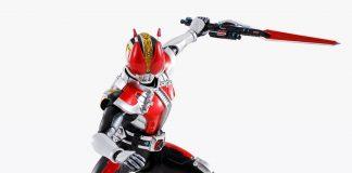 S.H.Figuarts (Shinkocchou Seihou) Kamen Rider Den-O Sword Form / Gun Form