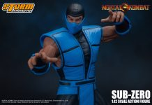 Storm Collectibles Ultimate Mortal Kombat 3 Sub-Zero