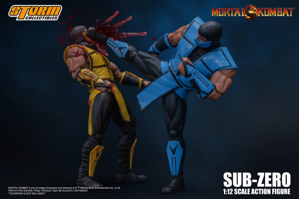 Storm Collectibles Ultimate Mortal Kombat 3 Sub-Zero