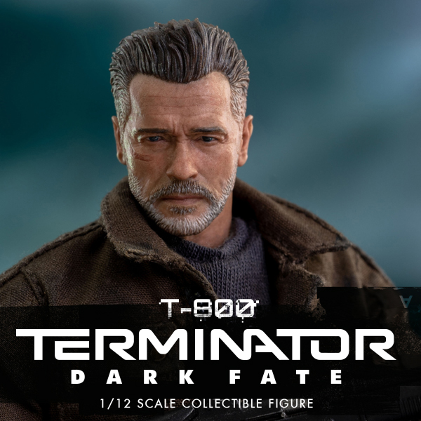 Threezero T-800 Terminator Dark Fate 6 inch Figure