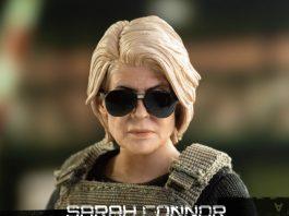 Threezero Sarah Connor Terminator Dark Fate 6 inch Figure