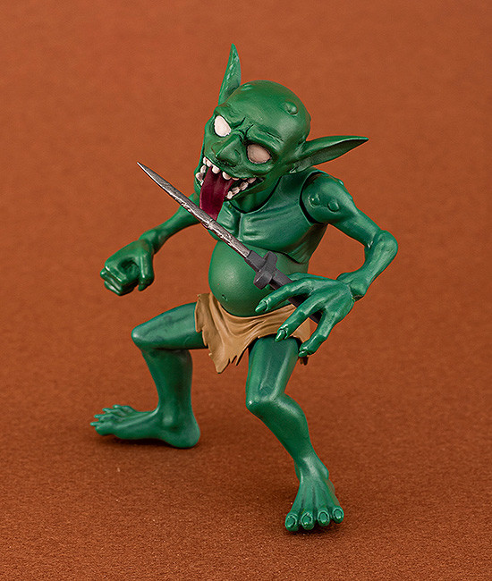 Aquamarine Goblin Village 3 Figure Set