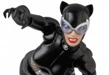 Mafex Catwoman Hush Version