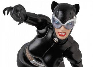 Mafex Catwoman Hush Version