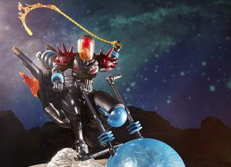 Marvel Legends Cosmic Ghost Rider
