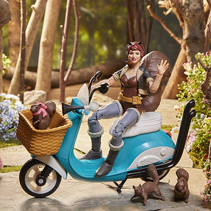 Marvel Legends The Unbeatable Squirrel Girl
