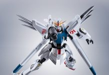 Robot Spirits Side MS Gundam F91 Evolution-Spec