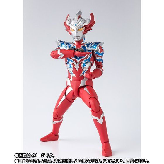 S.H.Figuarts Ultraman Taiga Tri-Strium