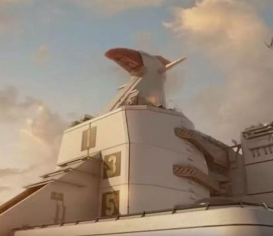 Voltes V Legacy Teaser