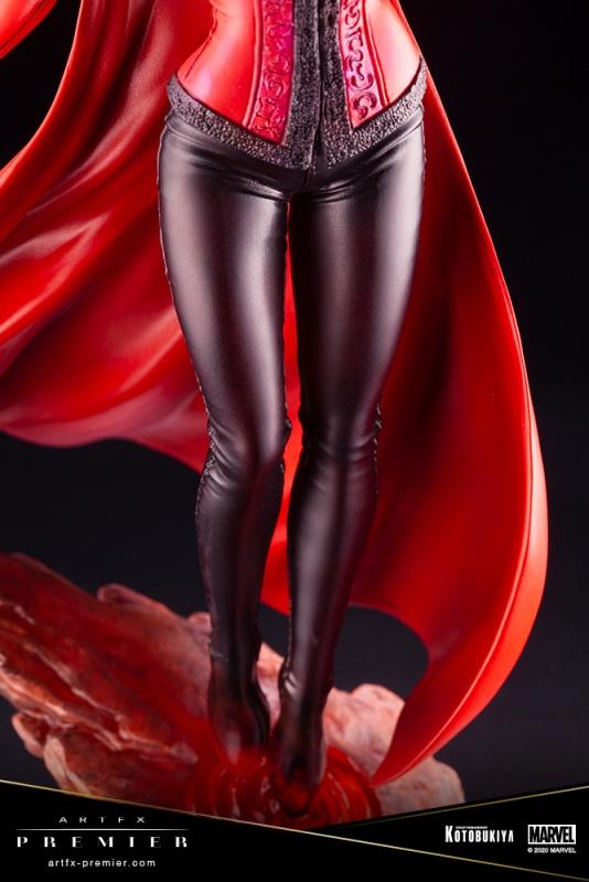 ARTFX Premier 1/10 Scale Scarlet Witch [Marvel Universe]