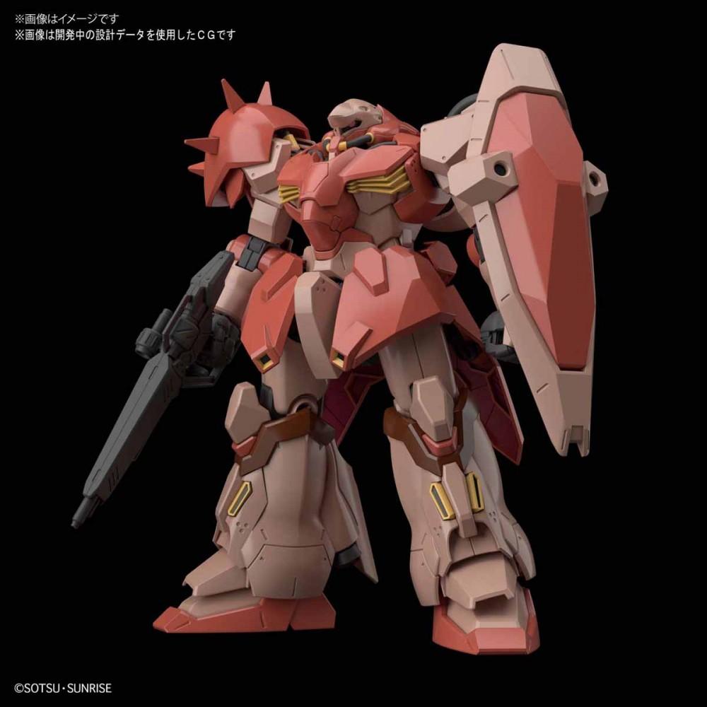 HGUC 1/144 Me-02R Messer
