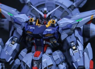 MG Providence Gundam Custom Conversion Kit