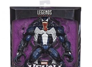 Marvel Legends Monster Venom Single Packed Official Images