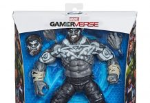 Marvel's Avengers and Marvel Legends Outback Hulk Gamerverse Gamestop Exclusive