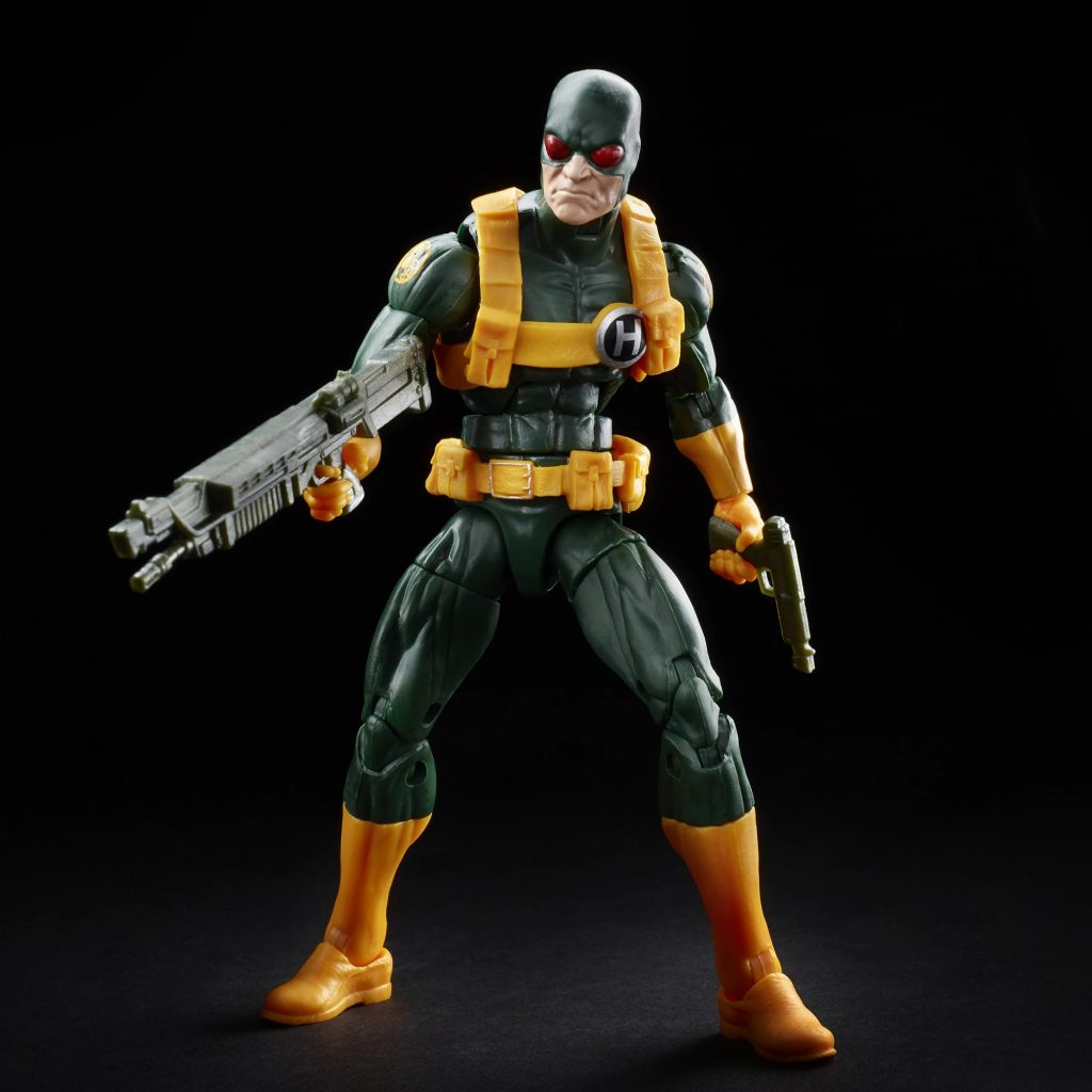 Marvel Legends Series Hydra Trooper Hasbro Pulse Exclusive