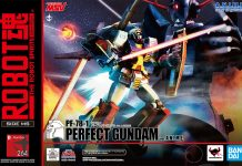 Robot Spirits (Side MS) PF-78-1 Perfect Gundam ver. A.N.I.M.E.
