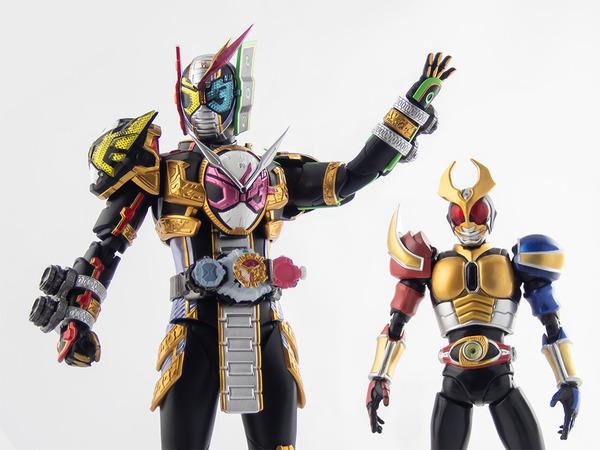 S.H.Figuarts Kamen Rider ZI-O TRINITY