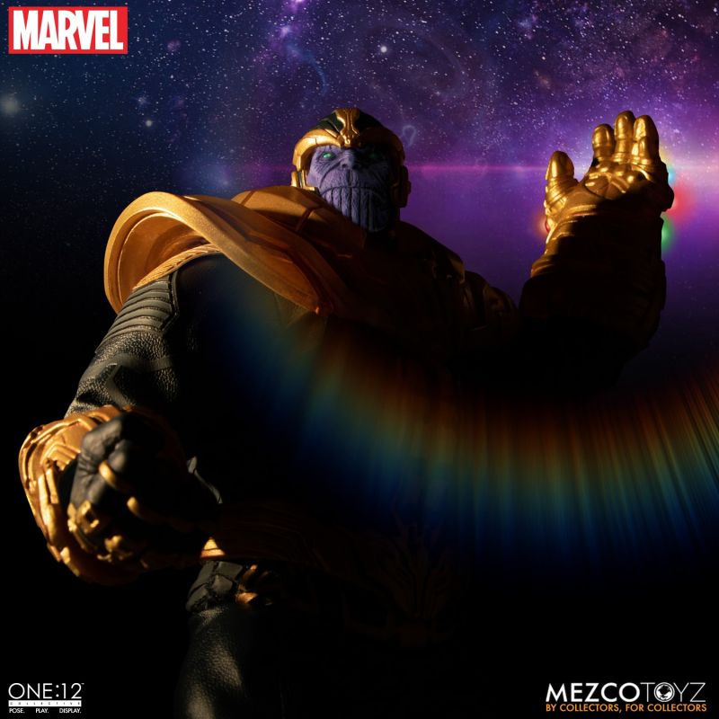 Mezco Toyz One:12 Collective Series Thanos