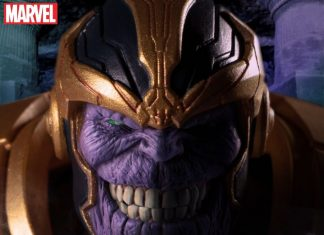 Mezco Toyz One:12 Collective Series Thanos