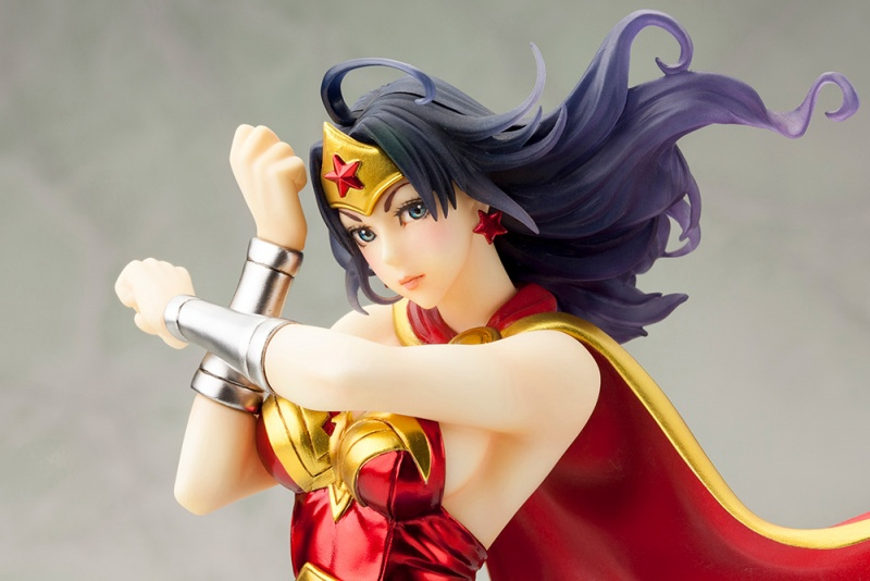 DC Comics Bishoujo Armored Wonder Woman (2nd Edition)