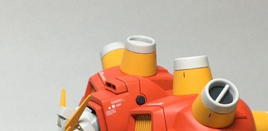 Devil Gundam custom Work by Kameshin