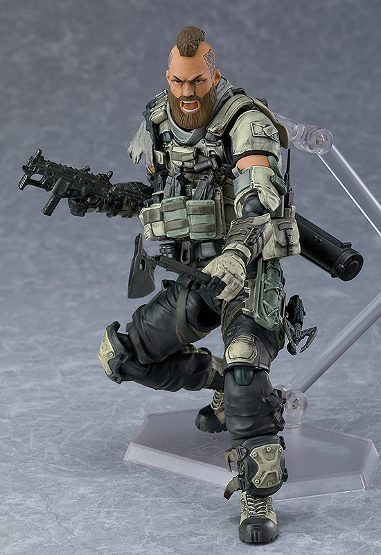 Figma Ruin [Call Of Duty: Black Ops 4]