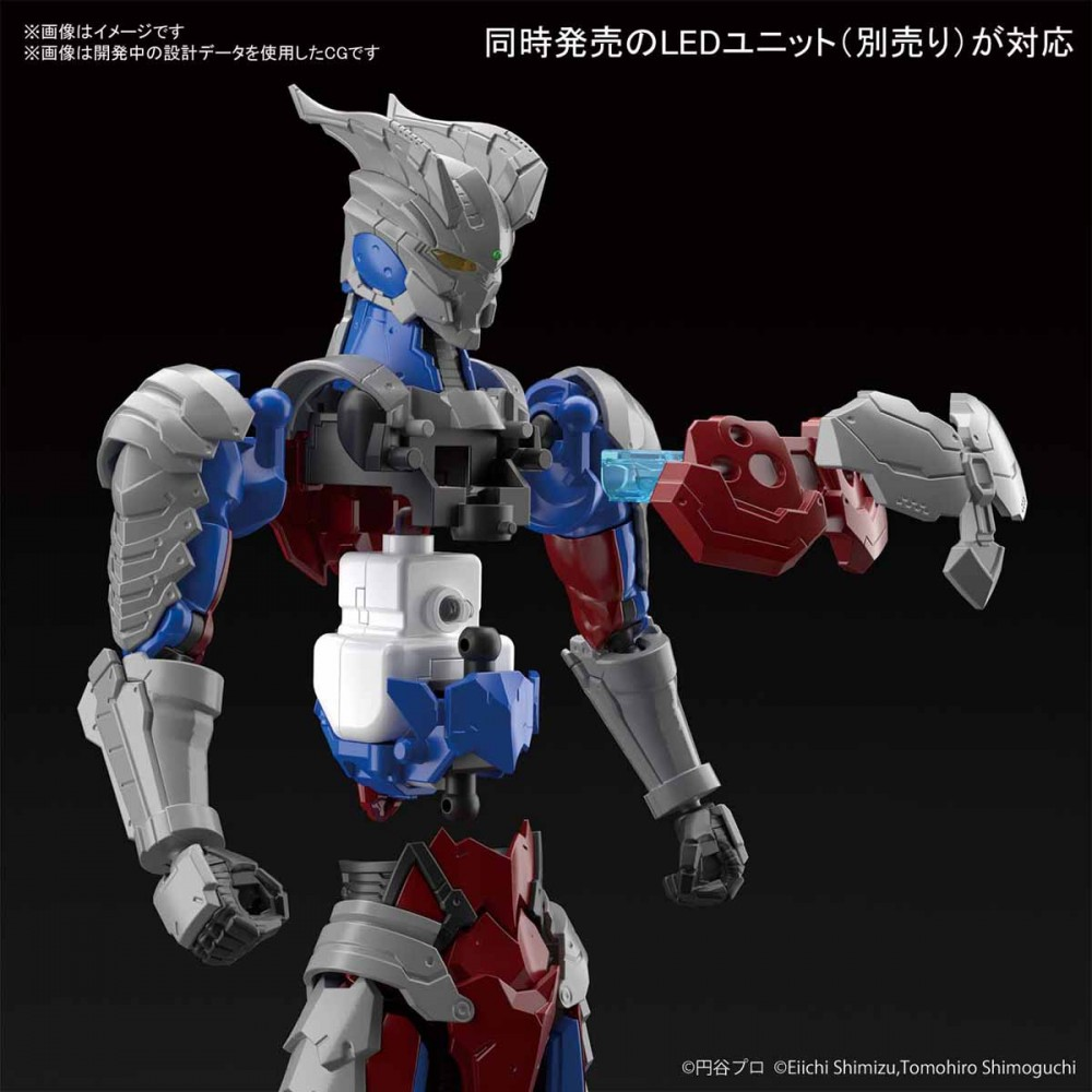 Figure-rise Standard Ultraman Suit Zero -Action-