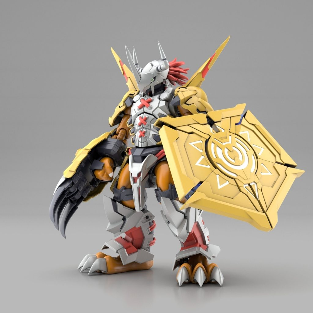 Figure-rise Standard Wargreymon (AMPLIFIED)