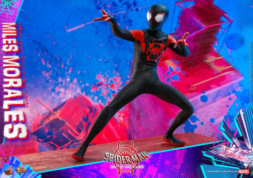 Hot Toys 1/6th scale Miles Morales [Spider-Man: Into the Spider-Verse]