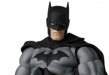 Mafex Series No.126 Batman Black version [Batman: Hush]